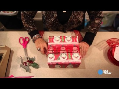 Up your holiday gift-wrapping game with great bows