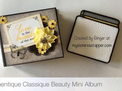Authentique Classique Beauty Mini Album