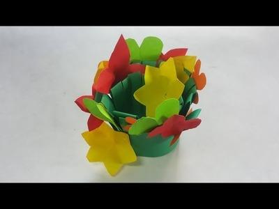 Beautiful Garden, Baby Craft , Christmas Craft ||  Paper Craft Ideas #82