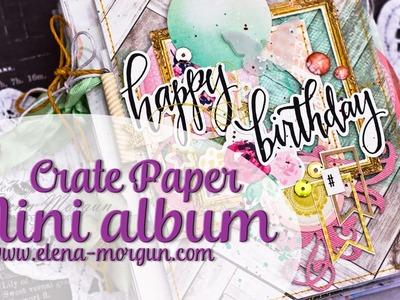 Crate Paper | Mini album 'Happy birthday'