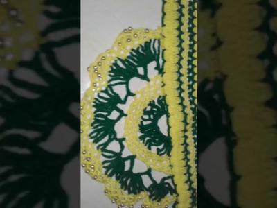 Crochet Troran design no       ! Omi khatoon!