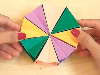 Origami magic circle   Looks   300x400