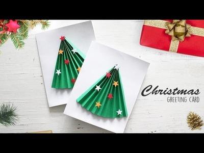 DIY Christmas Greeting Card