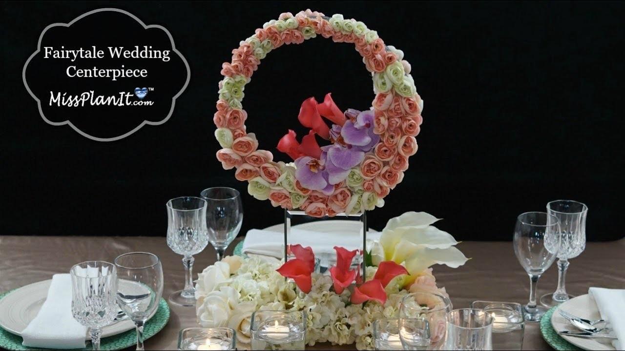 Diy fairytale wedding centerpiece diy wedding decorations diy diy fairytale wedding centerpiece diy wedding decorations diy wedding tutorial junglespirit Choice Image