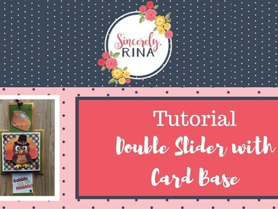 Double Slider with Card Base Tutorial