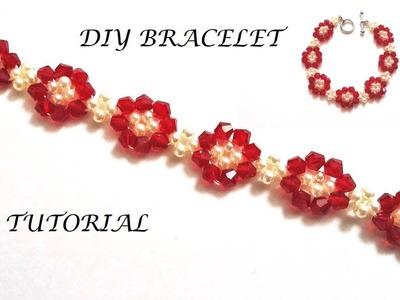 Easy bracelet pattern for beginners