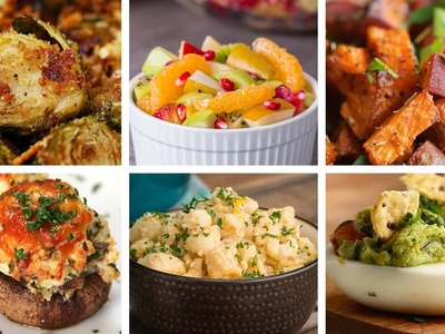 Healthier Holiday Sides