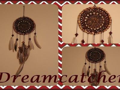 How to Crochet A Dreamcatcher
