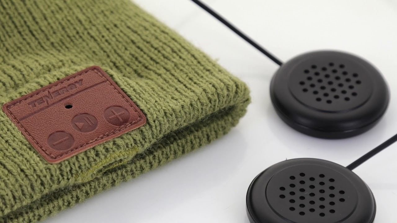 How to wash your Tenergy Bluetooth Beanie