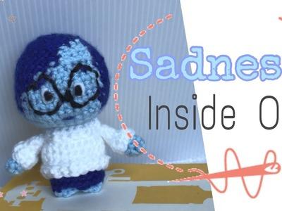 Part 1 Easy Steps InsideOut Sadness Crochet Amigurumi