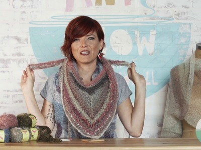 TKS Insider: Be Sweet Yarns + How to Knit a One Skein Project