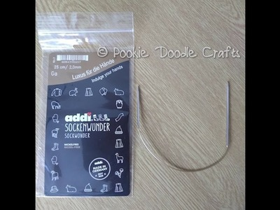 Addi Sock wonder small circular knitting needle review