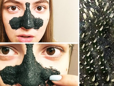 Blackhead Remover Peel Off Mask In 5 Minutes at Home