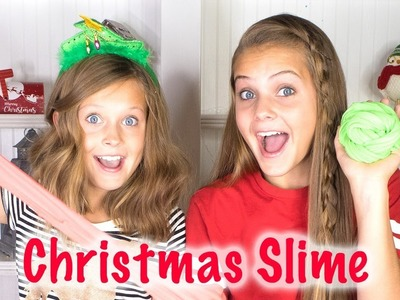 DIY Fun Slimes + How to Make Clay Slime!   Marissa and Brookie