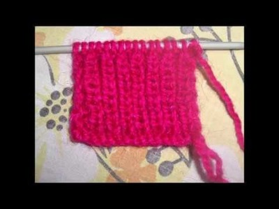 How to cast on knitting  \Hindi
