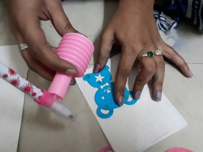 How to make a Hand Made Greeting Card