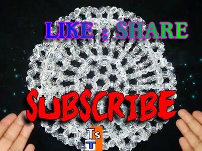 How To Make Beaded Fruits || Basket