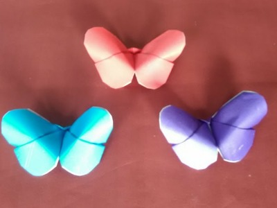 How to Make Beautiful Butterfly using paper | Paper Craft | Creative Crafts
