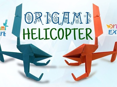 How How To Make Origami Helicopter How To Make A Christmas Cupcake