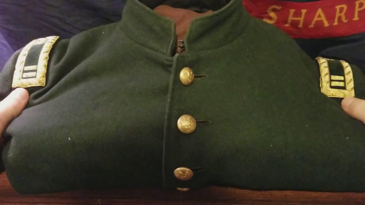 How to sew on officer shoulder straps