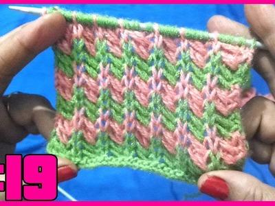 New Beautiful Knitting pattern Design #19 2017