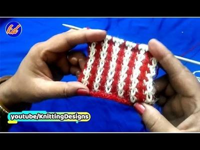 New Beautiful Knitting pattern Design #21 2017