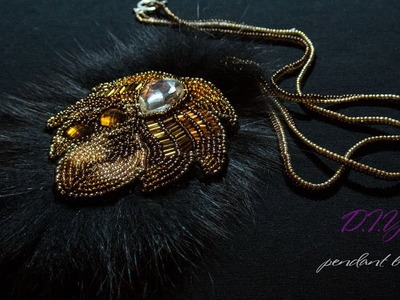 Tutorial: How to make a pendant necklace!? Pendant necklace!