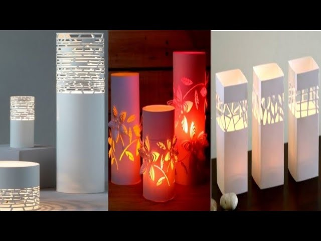 Diy room decor! || 4 awesome fancy paper Lantern for Christmas.Diwali