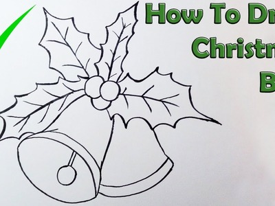 How to Draw Christmas Bells