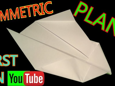 How to Make an Asymmetric Paper Airplane that Flies Far, BEST paper planes in the world
