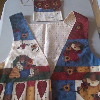 Country Bear & Noah's Ark Vest