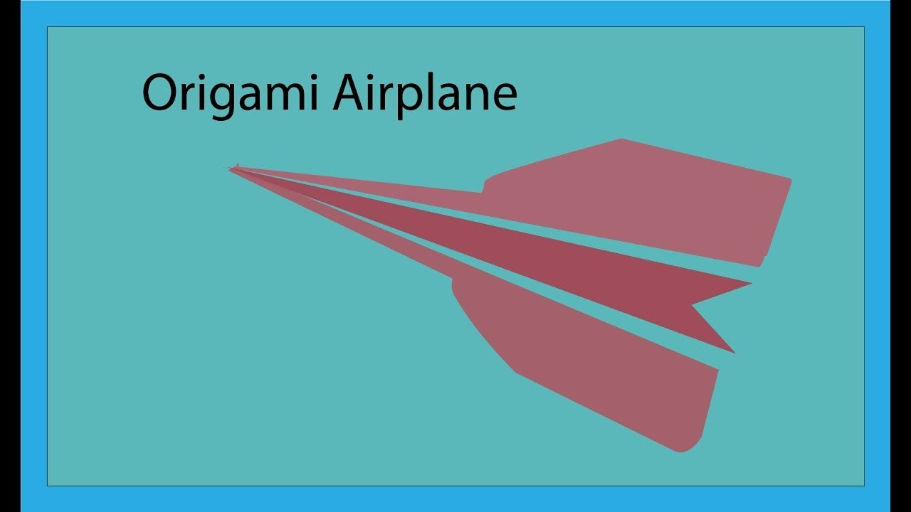 How to Make Paper Airplanes   720x1280