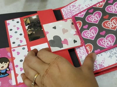 Scrapbook for someone special????????