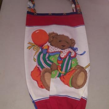Teddy Bear Bag Dispeners