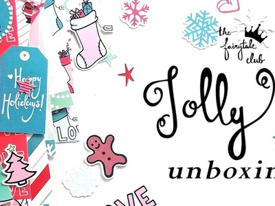 "The Fairytale Club ""JOLLY"" Collection 