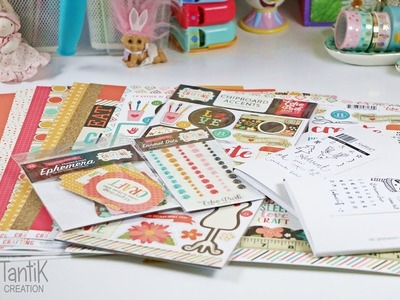 Unboxing Scrapbook Werkstatt Happy Mail # 4.