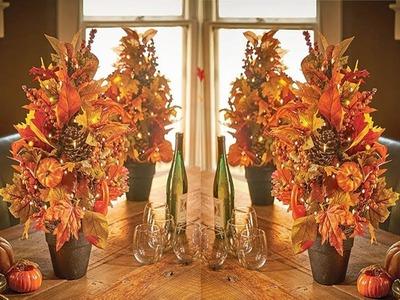 2017 DIY Thanksgiving Centerpiece Ideas 4