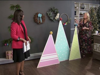 4 DIY alternatives to your traditional Christmas tree