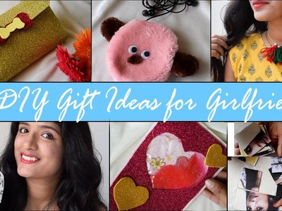 5 DIY Gift Ideas for Girlfriend or wife | Mom Artistry