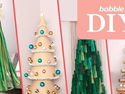 Alternative DIY Christmas Trees | Babble DIY | Babble