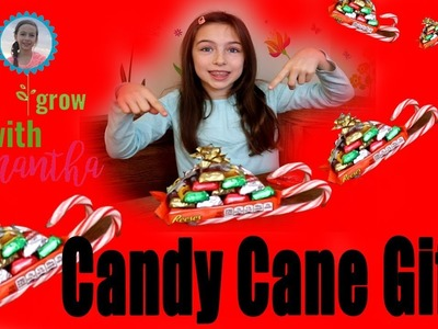 Candy Canes Gift Ideas, DIY Christmas Gifts for Kids