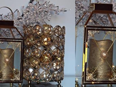 Christmas Decor Ideas | How to Upgrade a Lantern