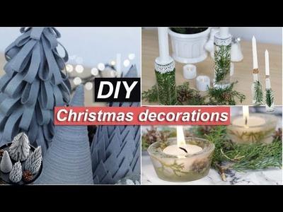 DIY Christmas Decorations 2017