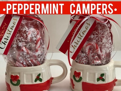 DIY Gift Idea | Peppermint Campers!