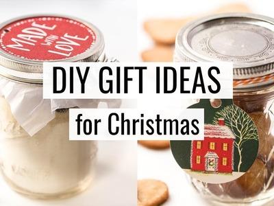 DIY Gift Ideas For Christmas | #GIFTWEEK