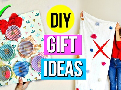 DIY Gift Ideas for When You're Bored!