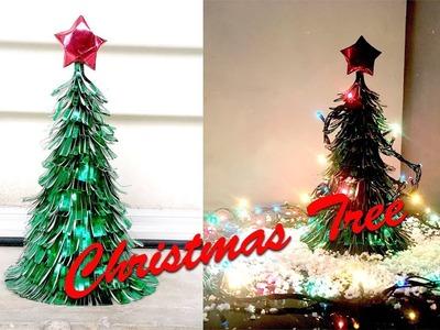 DIY, How To Make Paper Christmas Tree | کاردستی، ساخت درخت کریسمس با کاغذ
