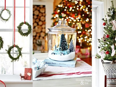 DIY ROOM DECOR! 30 Easy Crafts Ideas for Christmas - Christmas Decorations