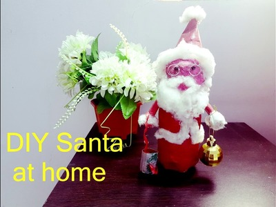 DIY Santa claus |Christmas|Plastic Bottle