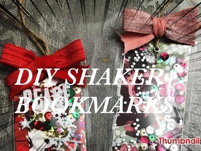 Diy Shaker Bookmark